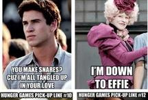 Hunger Games! / by Julie Boeker