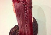 Stylin' my hair  / by Charlotte Schroeder