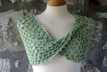 crochet clothes and earings / by Kolleen Barlow