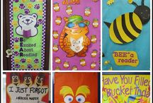 Bulletin boards / by Roberta Simons