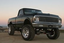 TRUCKS / we love trucks / by Woody's Automotive Group