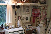 Inspiration for my studio... / by Cricket DeSpain
