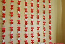 Valentine Baby Shower Ideas / by Dreamlike Magic Designs