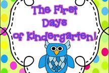 Kindergarten Class / Kindergarten Teaching Ideas / by Melissa Wilczek