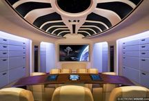 Home Theaters / by Ray McCoy