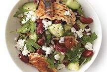 Salads / Salad / by Bridget Hardage