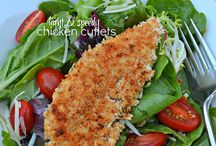 FOOD {Chicken} / by Christy Evans