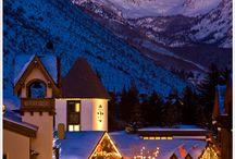 Let's Go Colorado! / Aspen, Vail, etc. / by Veronica Salsido Schrock
