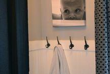Guest/kid bathroom / by Amanda Colbert