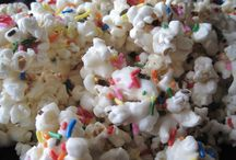 Popcorn...get your popcorn / by Amber Ehlers