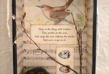 Art I Love Mixed Media / by Patricia Boyd
