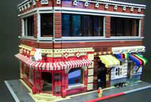 Lego Buildings / by Ambher