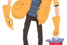 Character Design / by Felipe Lops