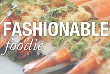 Fashionable Foodie / Some of our favorite foods... / by Nicole Miller