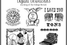 A Collection of Digital Downloads / by Andrea Cammarata
