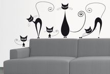 Cats, wonderful cats  =^.^= / by Lianne Dups