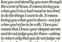 Quotes I love / by Jessica Bastoe