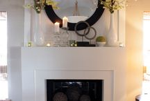 DESIGN: Fireplaces / by Lateefah Brown