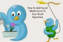 Social Media & Blogging Tips / Social Media and Blogging / by Polished Ways
