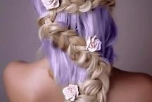hair styles / by Tracie Leone