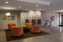 Commercial Projects / Multi Housing projects / by Talla Skogmo Interior Design