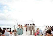 Beach Wedding!?!?! / by Whitney Flora