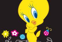 I still love tweety bird  / Tweety tweety everything  / by Sparkle King