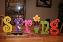 Festive Spring and Summer / by Katelyn Eisenhour