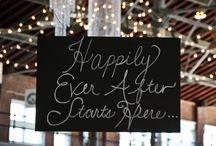 Wedding Signs / by The Pink Bride
