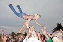 In my head I'm a rock star... / by Katie Sluiter
