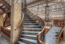 Architectural Dreams  / by Scarlett White