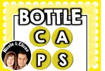 ♥ Bottle Caps ♥ / by Nicole and Eliceo