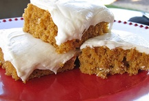 Pumpkin Panache / The Best Pumpkin Recipes from Across the Web / by Susan S. Bradley (LunaCafe)