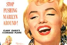 Marilyn: Cover Girl / by Lisa Learmonth