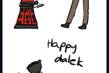 Doctor Who / by Hayden Bell