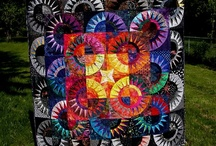 QUILTS THAT INSPIRE / Virtual show and tell / by Teri B.