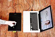 graphic design + photo editing / by Jodie Nicholson