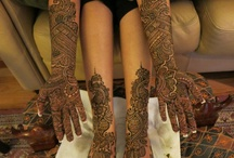 mehndi designs / by Amreen Ahmed