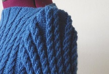 Vintage Knit and Crochet / by Sarah Bardsley