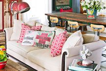 Vintage Fab / Vintage decor for home and garden / by Amy Tipton
