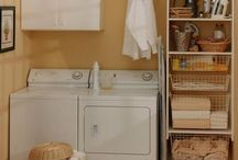 laundry room / by Stacy Church
