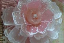 Handmade Flowers / by Ann Schrimsher