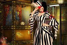 Circus / by JuiceARollOfCandy