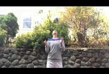 Footie Freestyle / Juggling and freestyle football/soccer moves to try! / by Soccer605