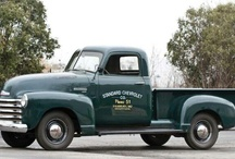 Old truck / by Denise Wright