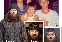 Duck dynasty / by Shirl Mabary