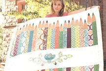beautiful quilts  / by Susan Waitland