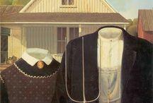 School ideas - Art history  / by Nicole Franczvai