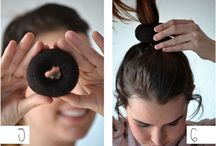 Hair stuffs / by Tasneem Roc