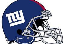 New York Giants / by Michelle Clark